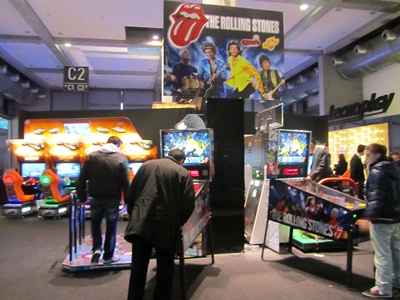 The competitive pinball is getting ready for next edition of Enada Rimini