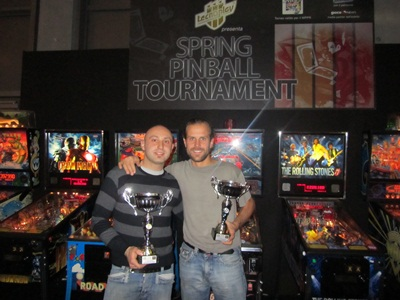 Tutte le foto dell'Enada Spring Pinball Tournament